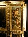 Casa buonarroti, galleria, soffitto, artemisia gentileschi, inclinazione, 1615-16.JPG