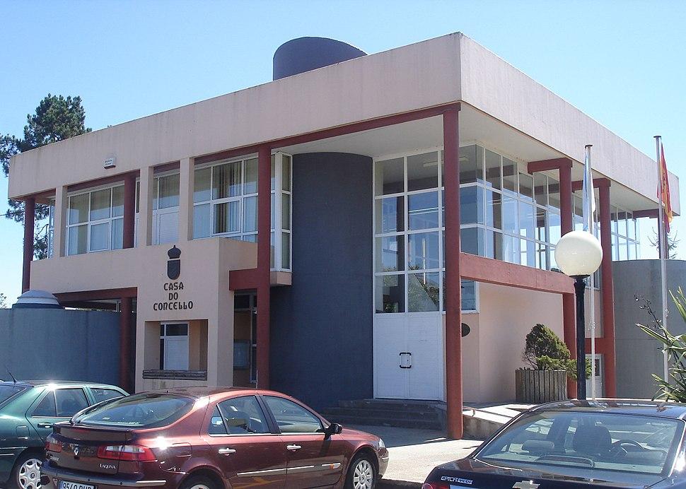 Casa do Concello da Capela