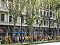 Cases Almirall - Via Catalana - abans de l'hora P1200354.jpg
