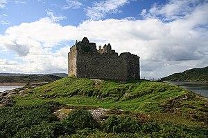 Clann Ruaidhrí - Image: Castle Tioram geograph.org.uk 966396