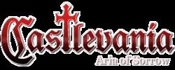 Castlevania Aria of Sorrow logo.png