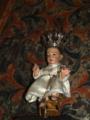 Catedral de Coria. Niño Jesús. Trascoro..TIF