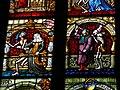 Cathédrale St Vincent de Berne, détail d'un vitrail.JPG