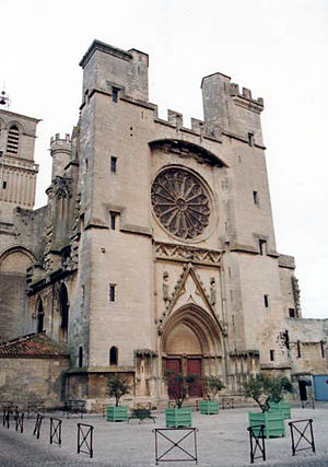 Béziers Cathedral - Béziers Cathedral