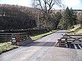 Cattle grid, B709 - geograph.org.uk - 153784.jpg