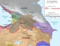 Caucasus 250 AD map alt de.png