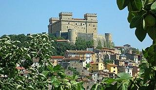 Celano Comune in Abruzzo, Italy