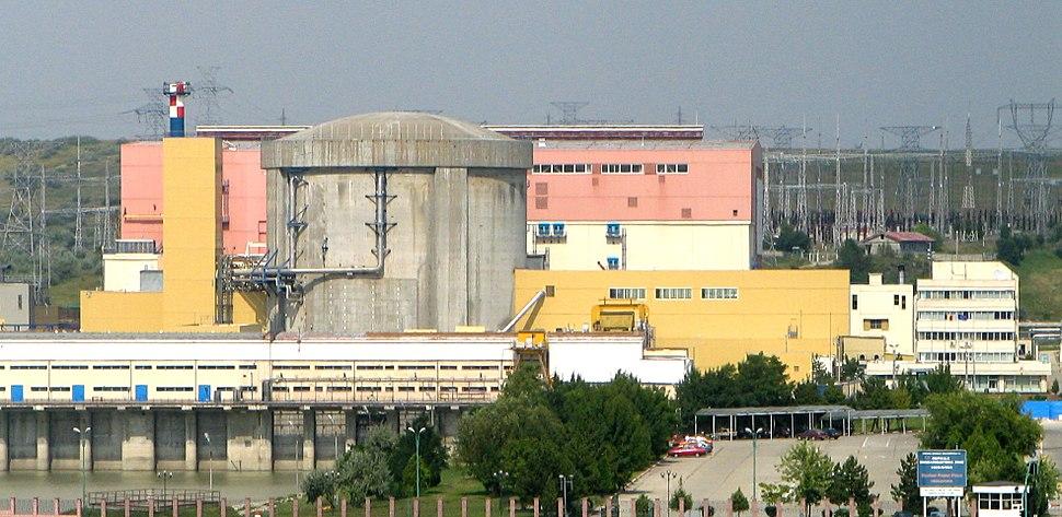 Centrala Atomica Cernavoda 01
