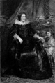 Century Mag - A lady and her daughter - Van Dyck.png