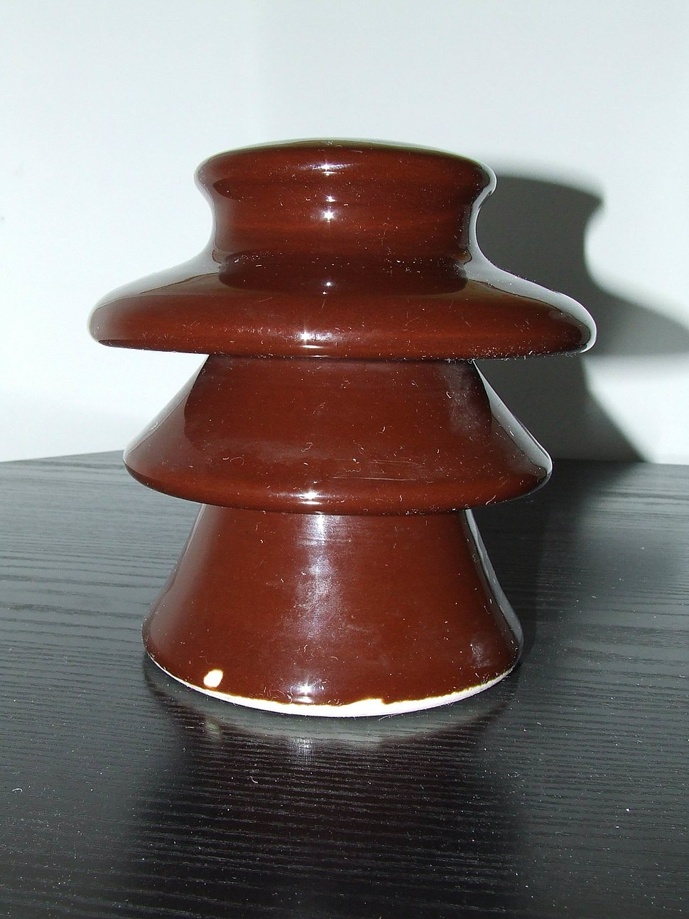 Ceramic electric insulator