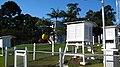 Cercadinho Meteorológico e Cúpula da Luneta Zeiss - Parque Cientec - USP - panoramio.jpg