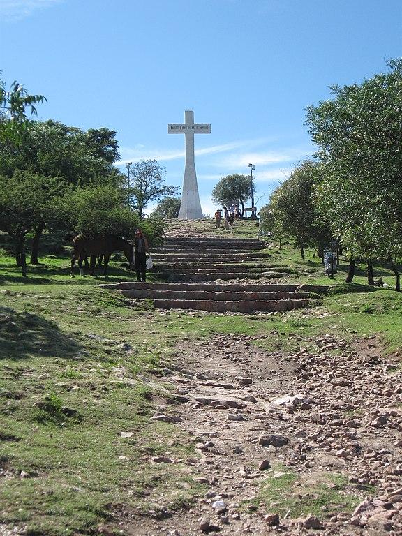 File cerro de la cruz carlos paz - Carlos cordoba ...