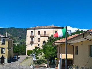 Cervicati Comune in Calabria, Italy