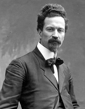 Cesare Battisti (politician) - Cesare Battisti in Milan, 1915