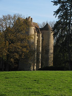Image illustrative de l'article Château de Chevenon
