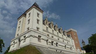 Pyrénées-Atlantiques - Image: Château de Pau 01