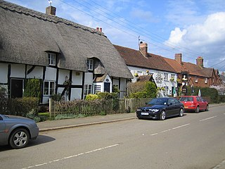 Chackmore human settlement in United Kingdom