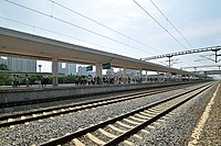 Changde Railway Station Platform.jpg