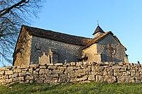 Chapelle St Laurent Étables Ceignes 11.jpg