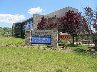 Howard County Public Library - Charles E. Miller Branch - Ellicott City