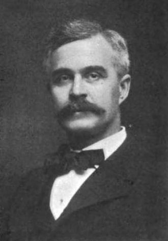 Charles Frederic Goss - c. 1900