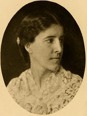 American writer Charlotte Perkins Gilman