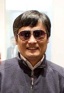 Chen Guangcheng at US Embassy May 1, 2012.jpg