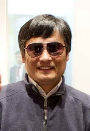 610 Office - Chen Guangcheng, a human rights lawyer known for his opposition to the practice of forced abortion, was put under house arrest and monitored by 610 Office staff