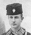 Chetnik Predrag, before 1918, active in Macedonia.jpg