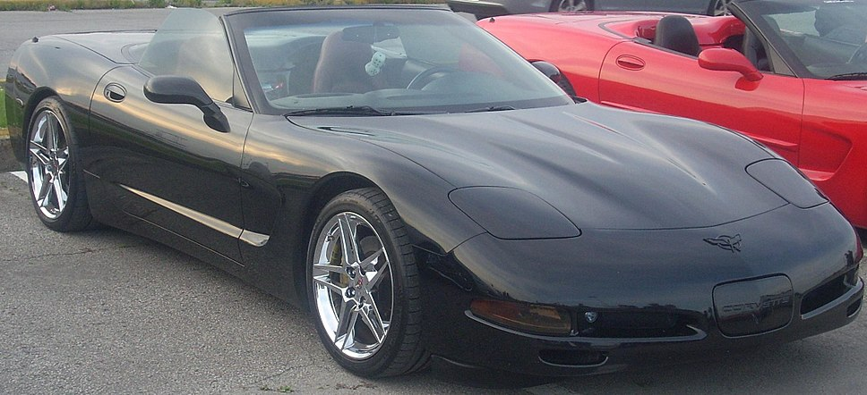 Chevrolet C5 Corvette Convertible (Les chauds vendredis %2710)