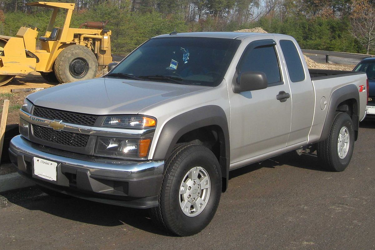 Px Chevrolet Colorado on 2003 Dodge Dakota 4x4