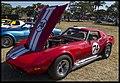 Chevrolet Corvette meet at Clontarf-19 (14672077375).jpg
