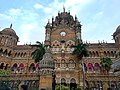Chhatrapati Shivaji Maharaj Terminus (CSMT) formerly known as Victoria Terminus.jpg