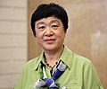 Chiaki Mukai - UNOOSA 50 Years of Women in Space NHM Vienna 2013.jpg