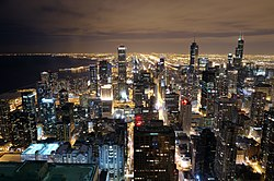 Chicago Skyline from John Hancock 96th floor.jpg
