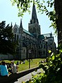 Chichester Cathedral. The North Front. - panoramio.jpg