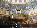 Chiesa della Beata Vergine del Soccorso, cantoria ed organo (Rovigo).JPG