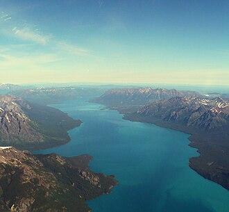 Chilko Lake - Image: Chilko Lake