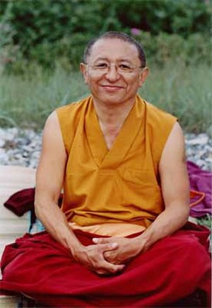 Chökyi Nyima Rinpoche - Chökyi Nyima Rinpoche