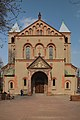 Chorzow Hedwig church facade.jpg