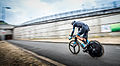Chris Froome - The First Man to Cycle through the Eurotunnel (14570525876).jpg