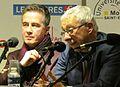 Christian Soleil et Michel Thiollière sur Radio Fourvière 2012.jpg