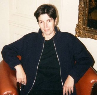 Christine Angot - Image: Christine Angot nineties