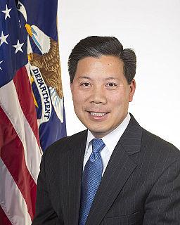 Chris Lu U.S. government official