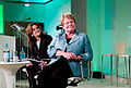Chrystia Freeland and Dr. Gro Harlem Brundtland.jpg