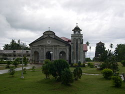 Poblacion and St. Augustine Church