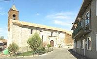 Church in Villaescusa.JPG