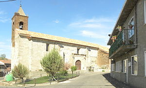 Church in Villaescusa.JPG