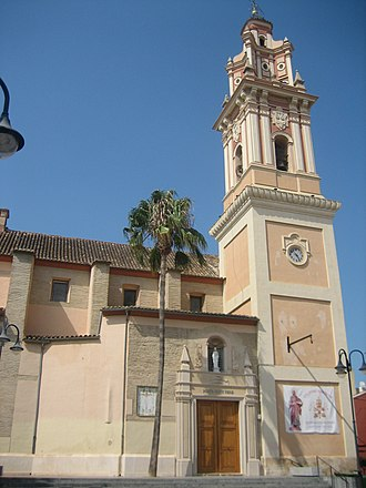 Catarroja - Church of San Miguel, Catarroja.