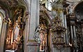 Church of St. Nicholas, Baroque interior, !703-63, Little Quarter, Prague (10) (26188782976).jpg